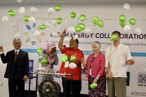 Conference calls for Sarawak to collaborate on clean energy