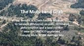 The Mulu Land Grab
